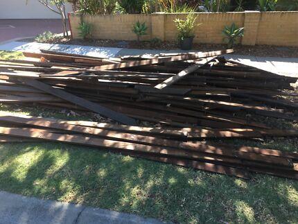 Free merbau decking timber