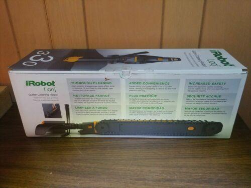iRobot LOOJ 330 Gutter Cleaning Robot Black