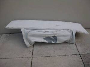 SEAT  CUSHION  AND  BAG  FOR  INFLATABLE  BOAT Blakehurst Kogarah Area Preview