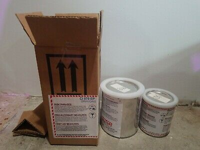 Hilti Ci 070 Ep Crack Concrete Epoxy Compound Gray 225491 Free Ship