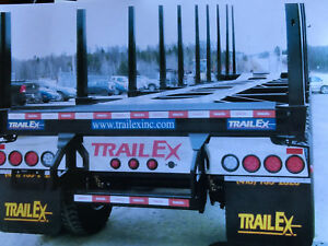 Logging Trailers for sale