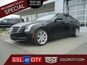 2016 Cadillac ATS Sedan Standard AWD 2.0L Engine, Automatic