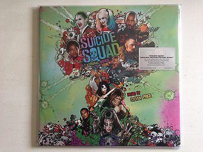 Suicide Squad Original Film Soundtrack - Limited edition green/purple vinyl!!