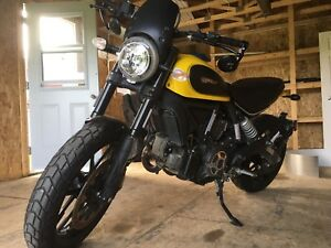 "Ducati Scrambler Icon ""Cafe Racer"" NEGOCIABLE"
