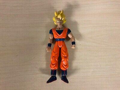 SS Goku Action Figure Jakks Dragon Ball Z DBZ Super Saiyan 2003 for sale  Shipping to India