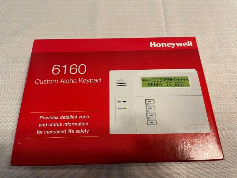 Honeywell 6160 Security Keypad