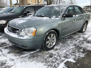 2006 Ford Five Hundred SEL, CERTIFIED !