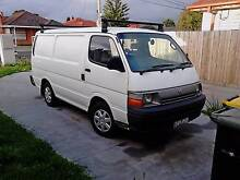 1995 Toyota Hiace Van/Minivan Sunshine West Brimbank Area Preview