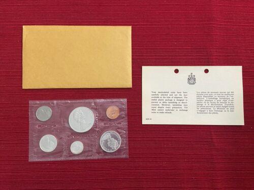 1965 Proof Like Canadian Royal Canadian Mint Set original packaging w/ COA