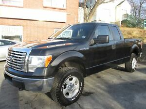 2010 Ford F-150 XLT, Ext Cab, 4x4, From $161 Bi- Weekly, OAC