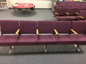 Chair benches