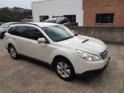2010 Subaru Outback SUV Hornsby Hornsby Area Preview