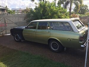 1969 XW Wagon 351  Swap for ute Hermit Park Townsville City Preview