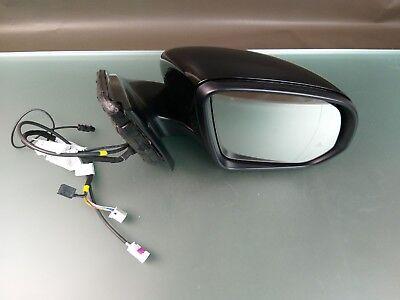 Original Mercedes C167 GLE Coupe Außenspiegel Seitenspiegel Beheizt RH Black