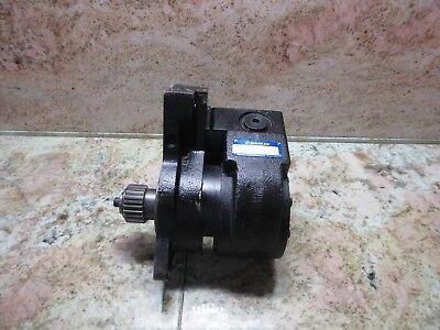 Mori Seiki Zl-15m Cnc Lathe Turret Daikin Hydraulic Pump Motor 088a-3r3-1-10-553