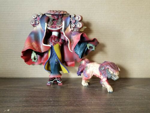 FINAL FANTASY X MONSTER COLLECTION #6 YOJIMBO Figure KOTOBUKIYA ARTFX Loose Dog