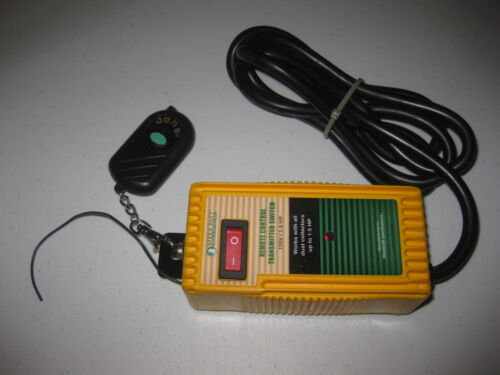 Woodcraft Remote Control Dust Collector Transmitter Switch 110V With Remote