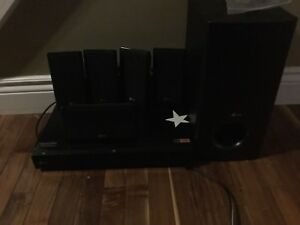 LG blue ray home theatre system