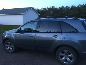 2009 Acura Mdx SH-Awd ,nav,leather sunroof