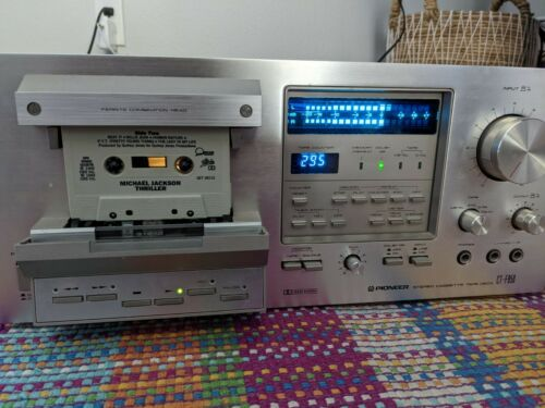 Pioneer CT-F950 Cassette Deck