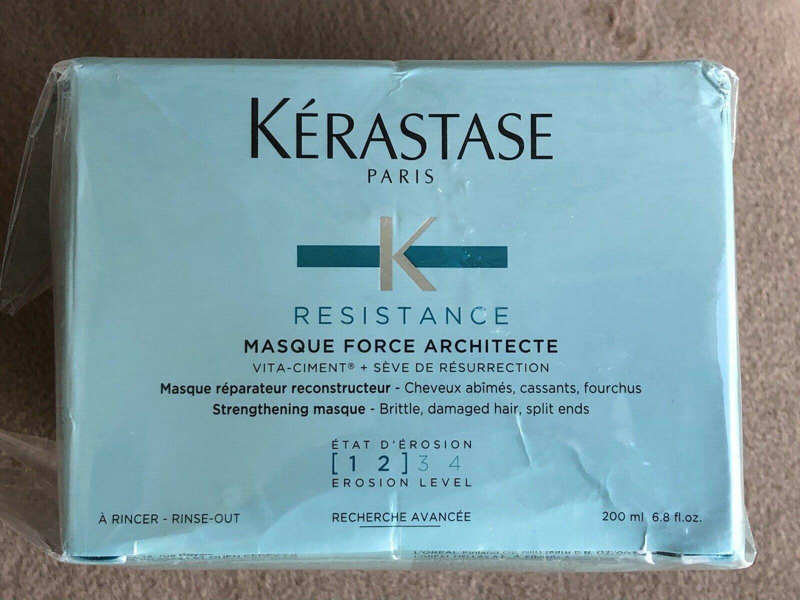 Kerastase RESISTANCE Masque Force Architecte Hair Mask  6.8o