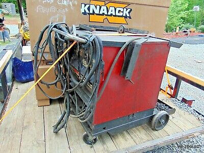 Lincoln Electric Welder Ideal-arc Tig 250250