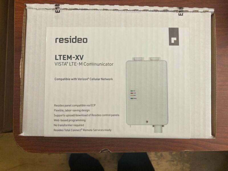 Honeywell LTEM-XV Vista LTE-M Alarm Communicator controller/Radio Sealed Box