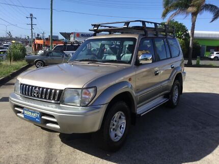 2000 Toyota LandCruiser Automatic Underwood Logan Area Preview