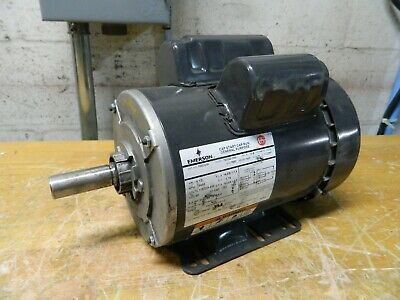 Us Motors 1.5 Hp Industrial Electric Acdc Motor 115230v T32c1j14 Used