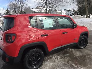 Jeep renegade 2015 16000km