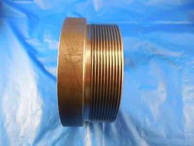 Shop Made 3 34 12 Thread Plug Gage 3.75 Machine Shop Tool Inspection Tooling