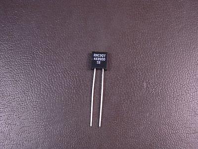 Rnc90y4k5300tr Vishay Metal Foil Resistor 4.99k Ohm 600mw 35w 0.01 Radial Nos
