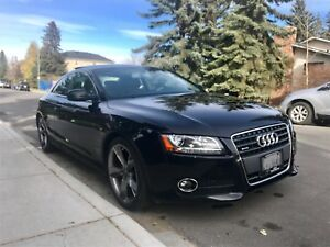 2010 Audi A5 2.0T Quattro with Premium Plus and S-Line Package