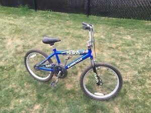 Vélo enfant 20 pouce