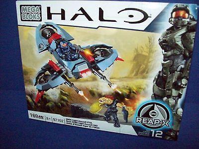 Mega Blöcke 97263 Halo - Unsc Quad Walker 335 Stücke Nib