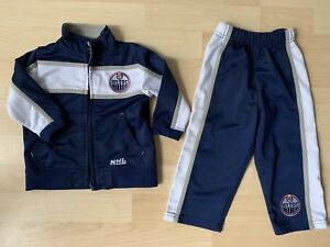 Authentic NHL Edmonton Oilers - Toddler - Track suit