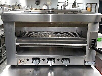 Cooking Performance Group 36000 Btu Salamander Broiler. Excellent Condition