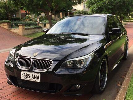 BMW 545i M Sport
