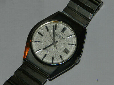 Vintage Citizen 21 Jewel Automatic stainless steel gents watch