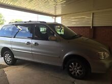 Kia carnival with wheelchair modification Greystanes Parramatta Area Preview