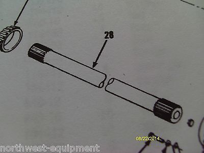 Clark Michigan Axle Shaft Pn 118937 175b Loader