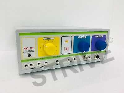 Electro Cautery 300 Watt Diathermy Bipolar Model 300w Surgical Machine Sse 300