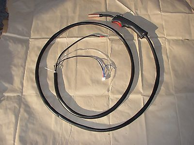 9 Ft Mig Torch Cable Gun For Chicago Electric Harbor Freight Welder