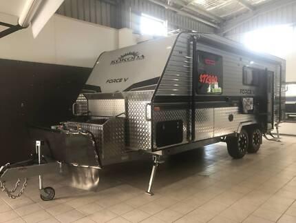 2017 Kokoda Force V X-Trail