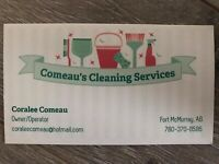 Comeau's Cleaning