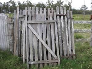Vintage Antique Timber Barn Gates Doors Various Sizes Prices