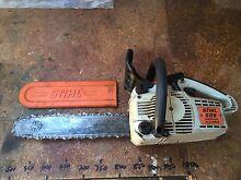 Stihl 009 Chainsaw Wanniassa Tuggeranong Preview