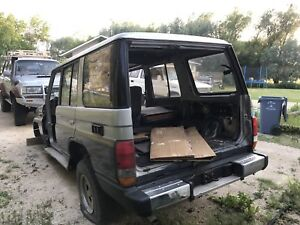 Toyota Land Cruiser LJ78 for parts
