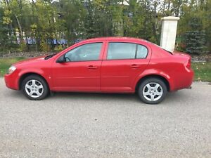 2008 Chevrolet Cobalt with remote starter/winter tires