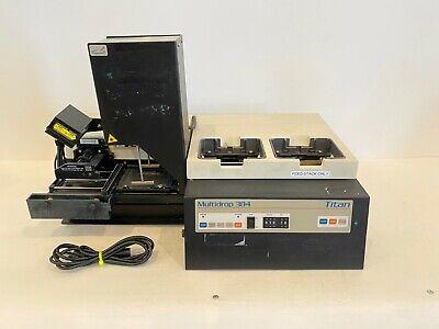 Thermolab Syst Titertek Multidrop 384 Titan Microplate Liquid Handler Warranty